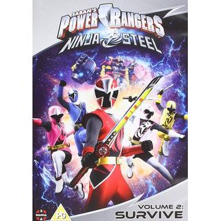 Power Rangers Ninja Steel: Survive (Volume 2) Episodes 5-8 [DVD]